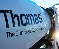 Thomas Concrete The Concrete Specialists small